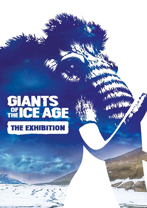 Poster Giants of the Ice Age
