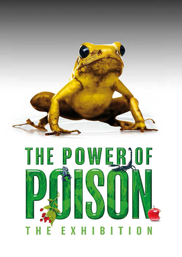 Power of Poison the exhibition